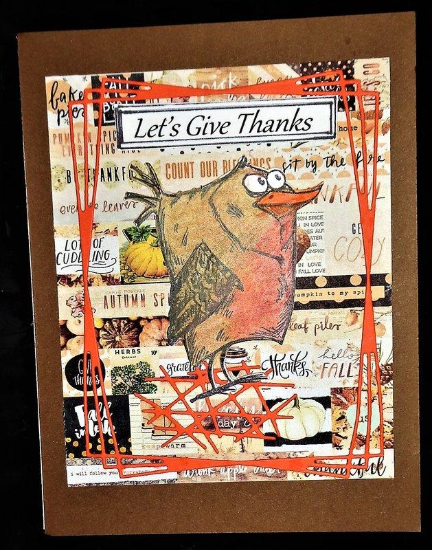 Crazy Birds - Thanksgiving