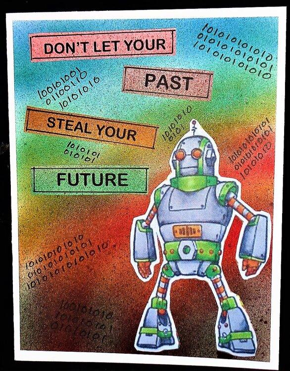 General Greeting - Robot