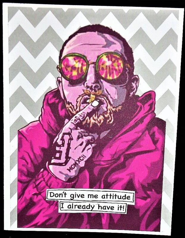 Attitude  (KauStic Kards)