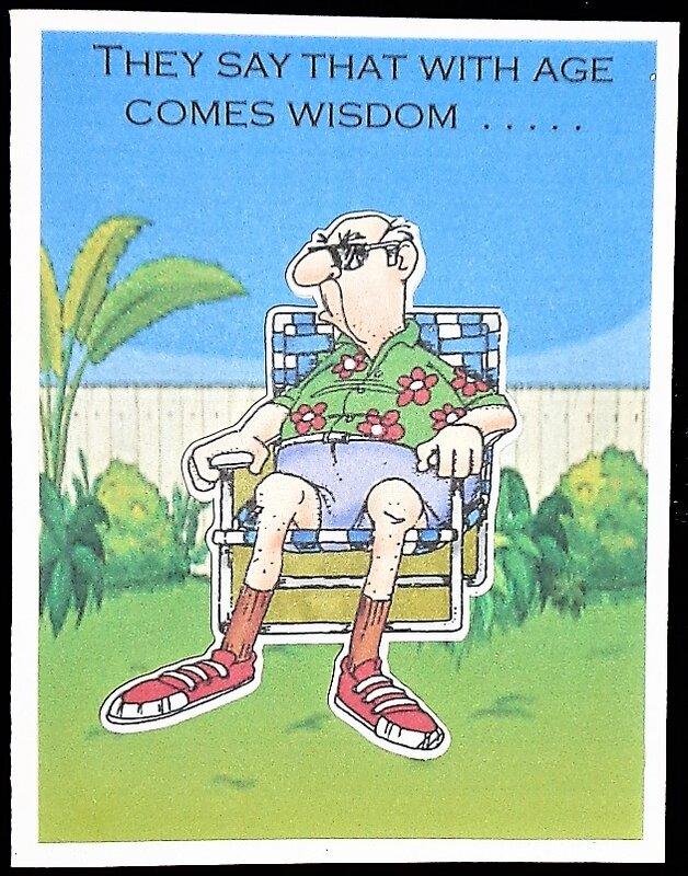 Birthday - Age/Wisdom