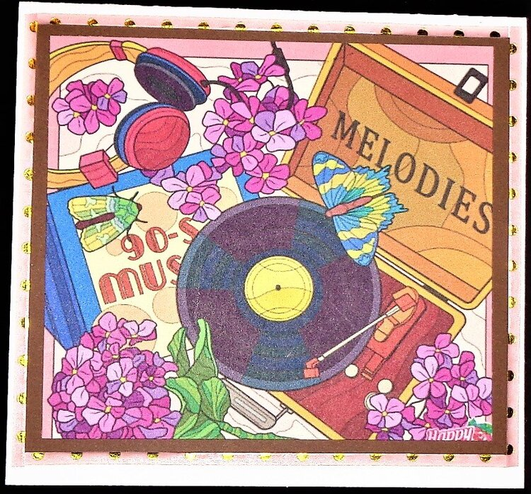 Note Card - Melodies