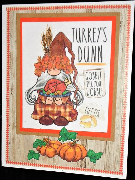 Turkey's Dunn