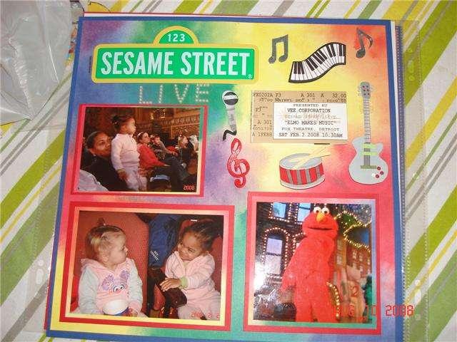 Sesame Street Live 2008