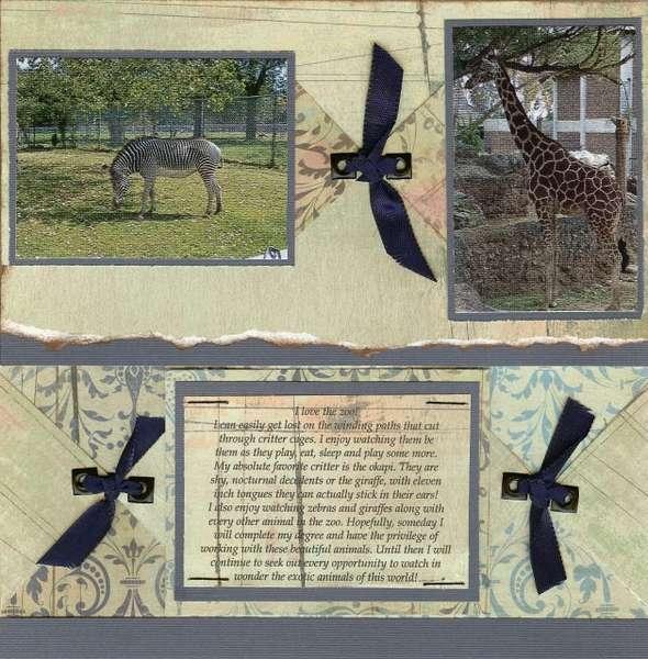 Zoo Animal (Page 2)