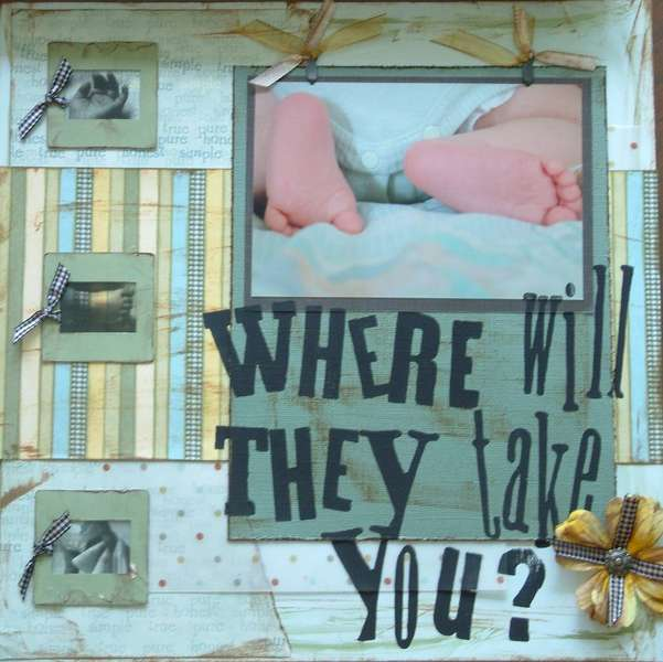 Where will they take you?