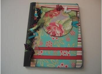 Altered Comp Book Cover