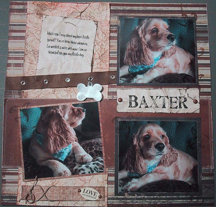 Baxter :)