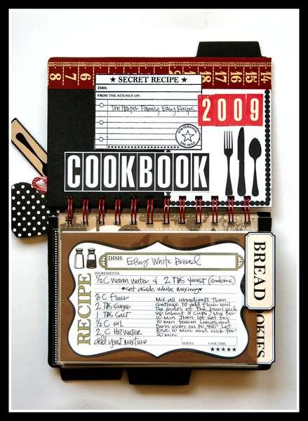 Favorite Recipe Album Kit