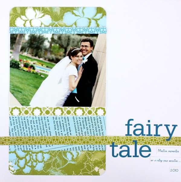 Fairy Tale *Studio Calico*