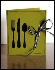 Dinner Party Invite