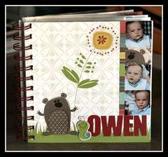 A gift for Owen