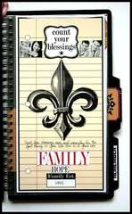 Family Gratitude 7x13 kit