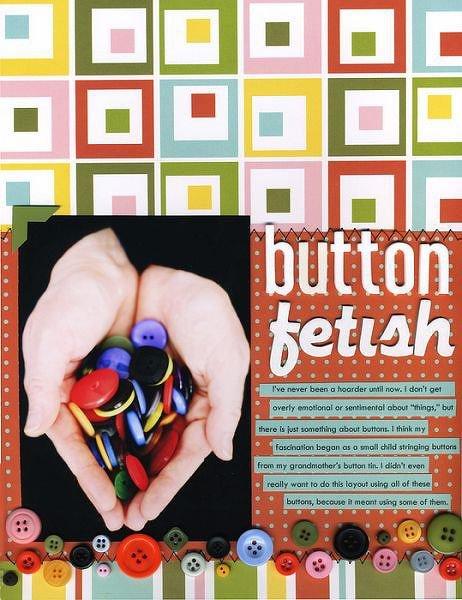 button fetish
