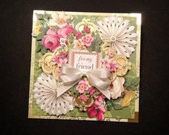 Dimensional (Extremely!) Card, All Products by Anna Griffin