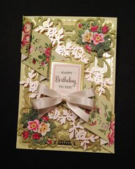 Floral Birthday Card, Anna Griffin Products