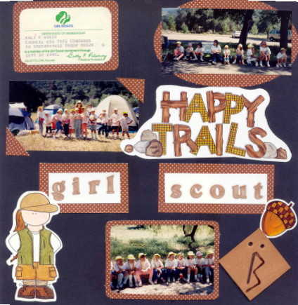 Girl Scouts- Brownies 1