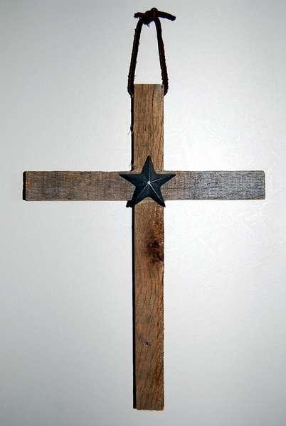April Photo Hunt -  A Cross