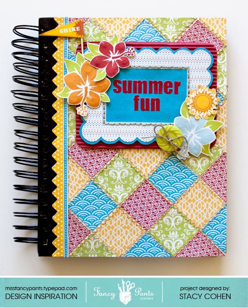 Summer Fun Brag Book