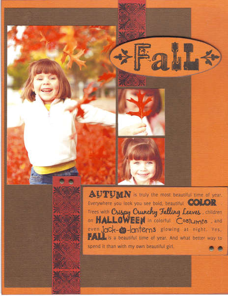 Fall *Technique Tuesday*