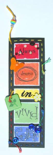 dream in color tag