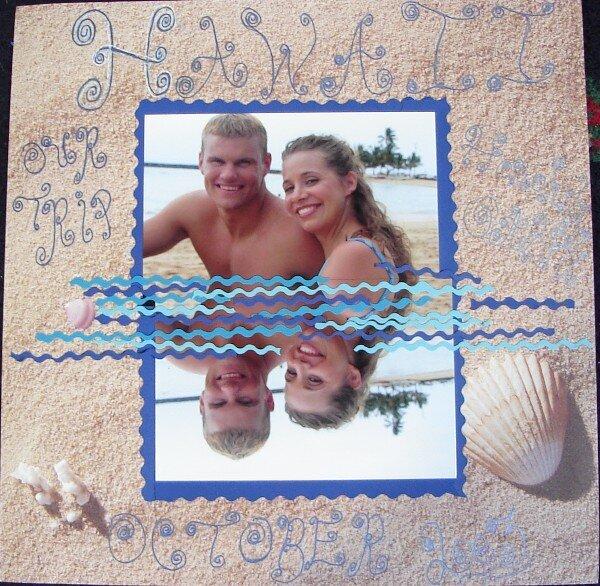 Hawaii - 1st pg of album