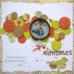 Love Dinosaurs-Imaginisce