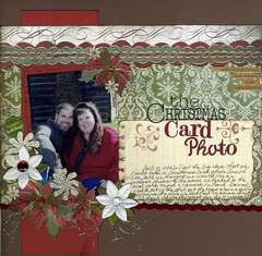 The Christmas Card Photo