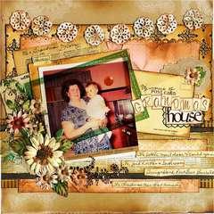 Memories of  Grandma's House