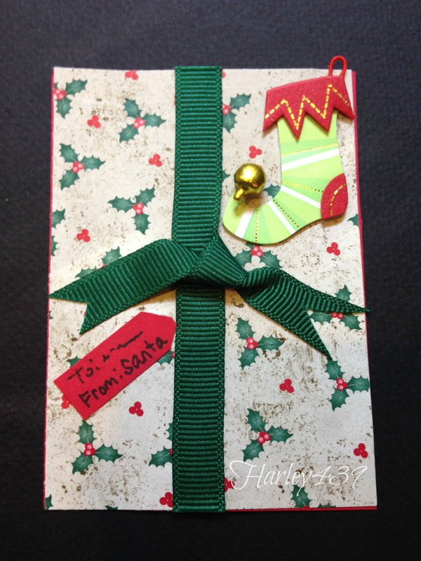 ATC Christmas in July