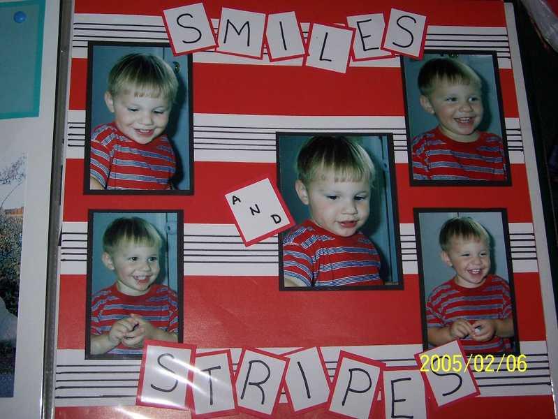 Smiles & Stripes