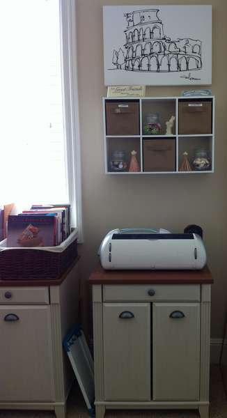 A home for my Cricut