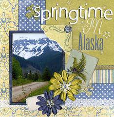 Springtime In Alaska
