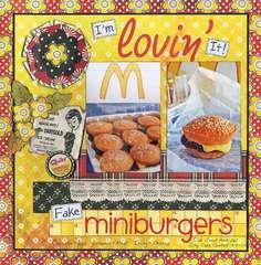 I'm Lovin' It (Fake Miniburgers)