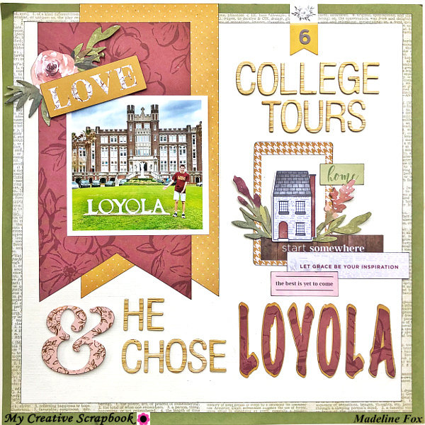 ...And He Chose Loyola