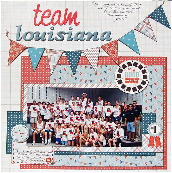 Team Louisiana