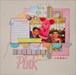 Tickled Pink *Scraptastic*