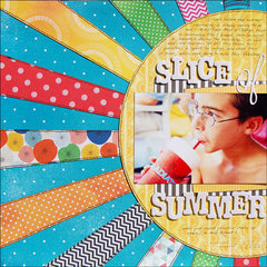 Slice of Summer *American Crafts*