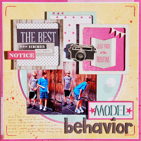 Model Behavior *American Crafts*