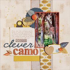 Pretty Clever Camo
