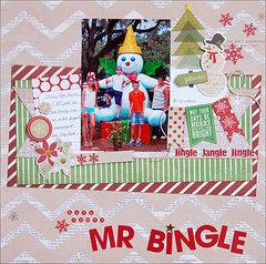 Here Comes Mr. Bingle