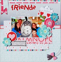 Friends and Family *Scraptastic*