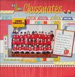 Me & My Classmates *Scraptastic October*