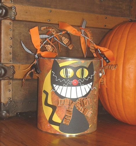Halloween Paint Can *SB Beyond your Imagination*