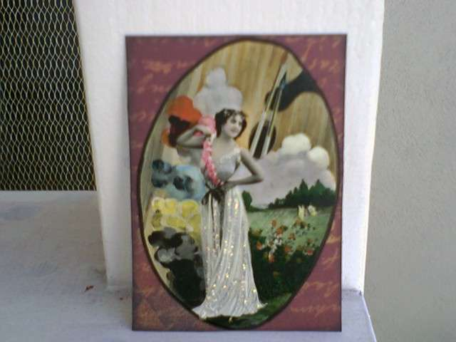 Woman as Artist 5/6
