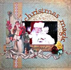 *New Kaisercraft* - Christmas Magic
