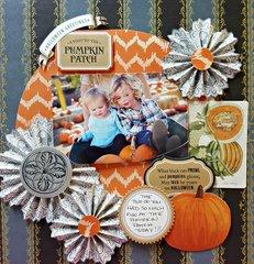 Pumpkin Patch *Anna Griffin*