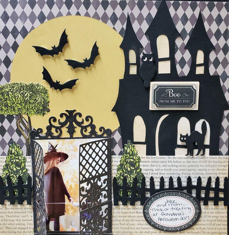 **Anna Griffin** Halloween