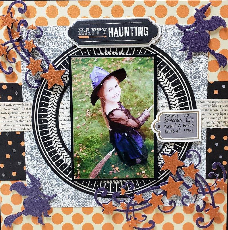 Anna Griffin - Halloween