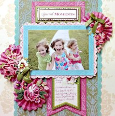 *Anna Griffin* Border Stamp Kit