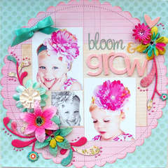 Bloom & Grow (#1 for The Color Room)